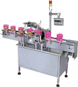 Buying advanced labeling machines from a renowned manufacturing company